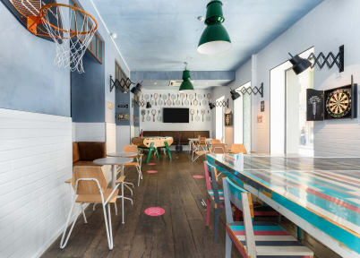 Fotky Hostel OZZ & Bar By Happyculture