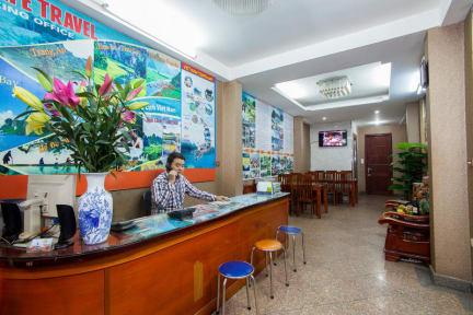 Zdjęcia nagrodzone Hanoi Sky View Hotel