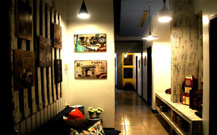 Food District Hostel - Cebu Centralの写真