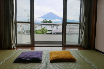 Foto di K's House Fuji View - Backpackers Hostel