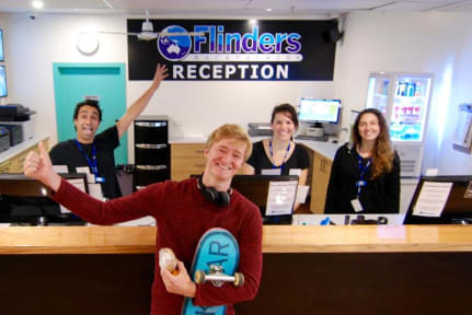 Photos de Flinders Backpackers