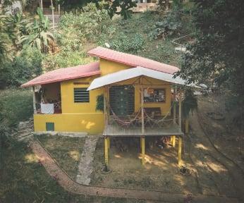 Fotky Finca Hostal Bolivar - Casa Maracuya