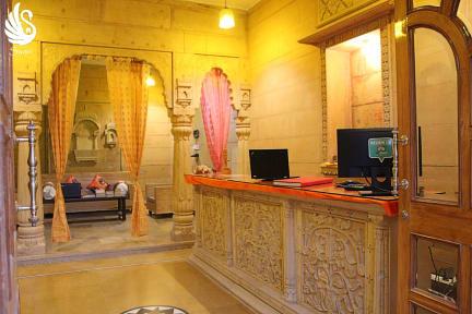 Zdjęcia nagrodzone Swan Hostel Jaisalmer