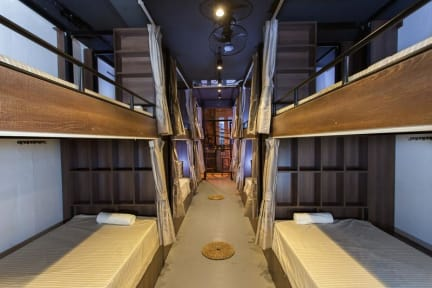 Foton av Luxury Backpackers
