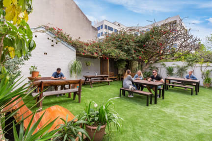 Kuvia paikasta: Secret Garden Backpackers Sydney