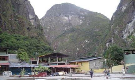 Samananchis Machupicchu照片
