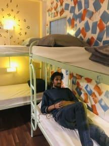 Zdjęcia nagrodzone The Little Blue Window Hostel