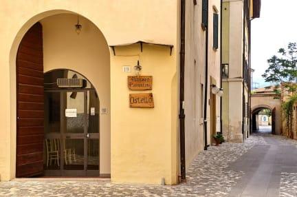 Palazzo Pierantoni – Ostello di Folignoの写真
