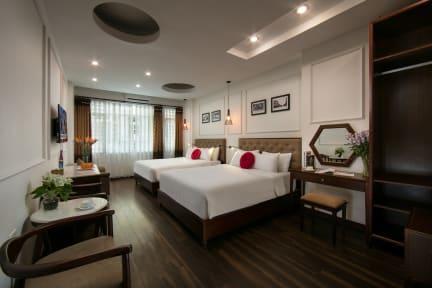 Fotos de Hanoi Vision Boutique Hotel