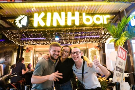 Foto's van Tribee Kinh Hostel & Bar