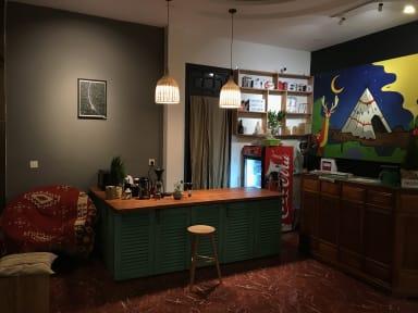 Fotky Tipi Hostel