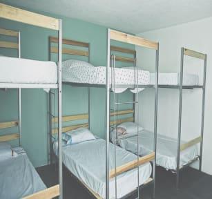 Jirafa Roja Hostelの写真