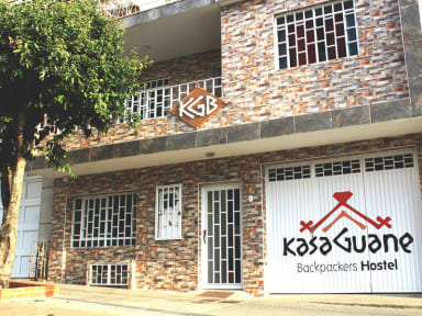 Kuvia paikasta: Kasa Guane Backpackers Hostel