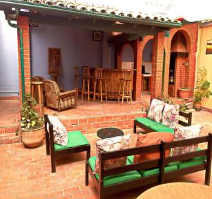 Photos of Greenhouse Bolivia