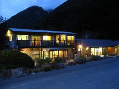 Foto di Mountain House, Arthur's Pass YHA