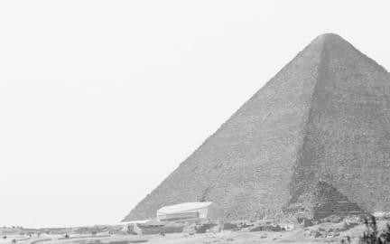 Foton av Horus Guest House Pyramids View