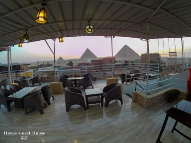 Photos de Horus Guest House Pyramids View