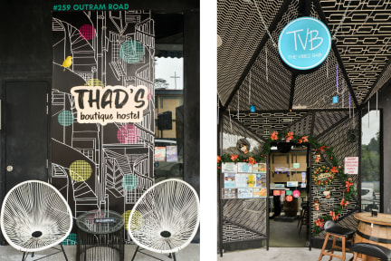 Foto's van Thad's Boutique Hostel