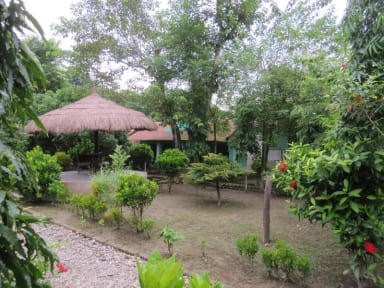 Foton av Crocodile Safari Lodge & Camp