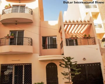 Photos of Dakar International House