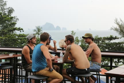 Bilder av Balcony Party Hostel Beachfront Ao Nang