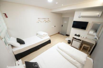 K-guesthouse  Premium Busan Stationの写真