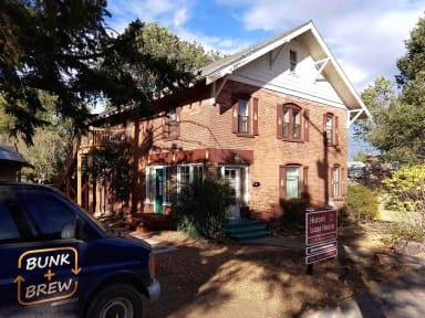 Zdjęcia nagrodzone Bunk+Brew Historic Lucas House