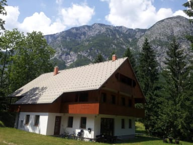 Fotky Apartments Lake Bohinj