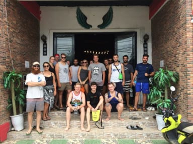 Vang Vieng Rock Backpackers Hostel照片