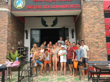 Fotografias de Vang Vieng Rock Backpackers Hostel