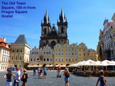 Photos of Prague Square Hostel