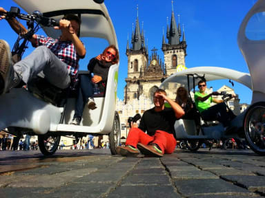 Prague Square Hostel照片