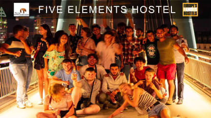 Five Elements Hostel Frankfurt照片