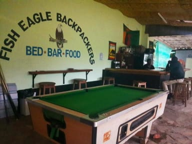Kuvia paikasta: Fish Eagle Backpackers