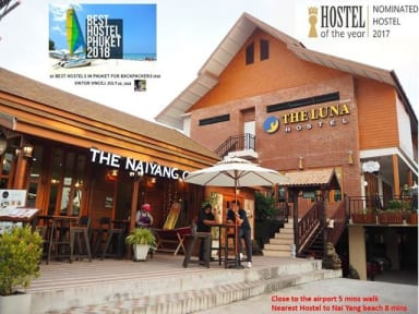 The Luna Hostel Phuket Airportの写真