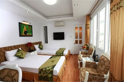 Hanoi Old Quarter Boutique Hotel照片