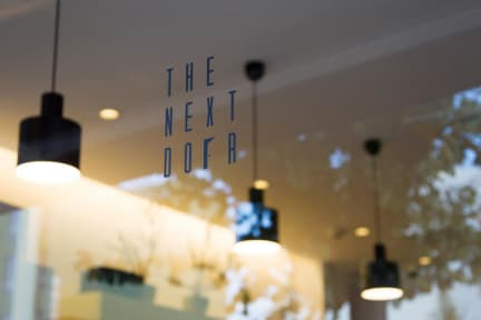THE NEXT DOOR lower east nine hostel照片