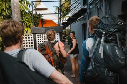 Photos of Mad Monkey Backpackers Cairns