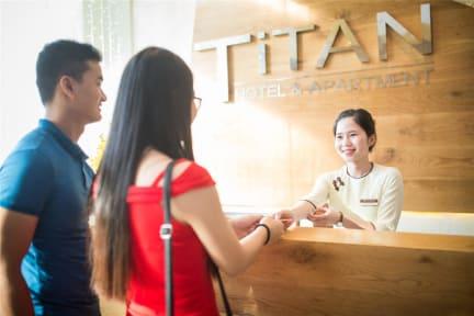 Foto's van Titan Da Nang Hotel