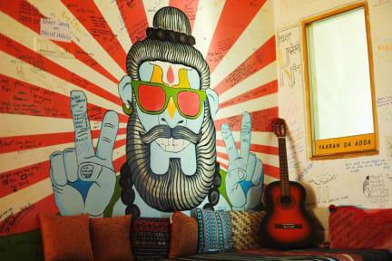 Foto's van Nomads Hostel Kasol