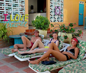 Фотографии La Provinciana Hostel