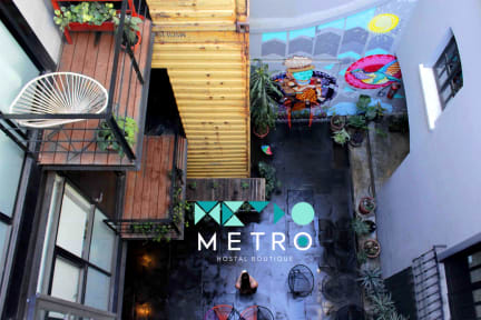 Foto di Metro Hostal Boutique