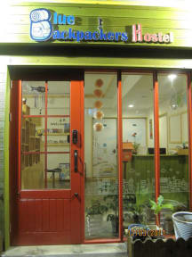 Foto di Blue Backpackers Hostel