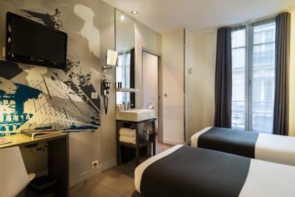 Foton av Hotel Arc de Triomphe Etoile
