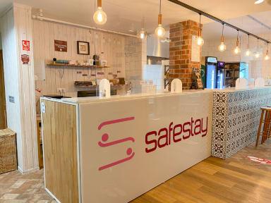 Safestay Bratislava tesisinden Fotoğraflar