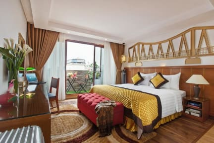 Foto's van Hanoi Golden Holiday Hotel