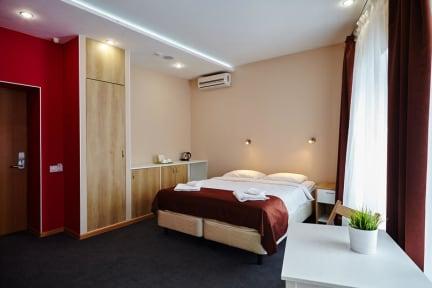 Kuvia paikasta: Baget Hotel