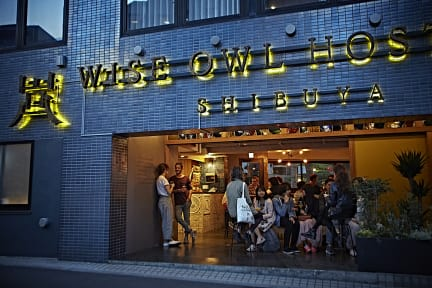 Фотографии Wise Owl Hostels Shibuya
