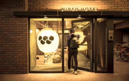 Photos of WIRED HOTEL Asakusa