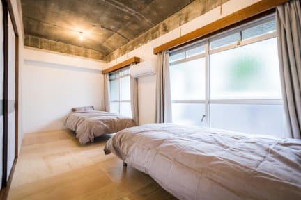 Fotky Shibamata FU-TEN Bed and Local
